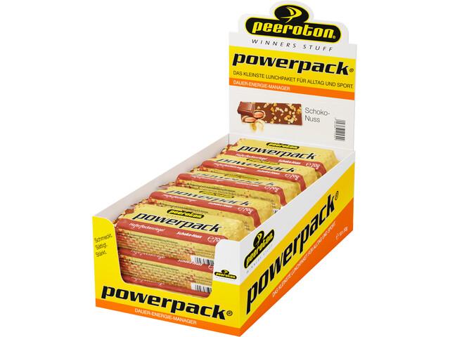 Peeroton Powerpack Oatmeal Bar Box 15 x 70g, Chocolate Nuts